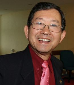 Former Member of Parliament For Kepong Dr Tan Seng Giaw