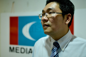 Sim said several measures had been put in place, especially in Penang, to protect workers' welfare. – The Malaysian Insider pic, November 17, 2014.