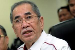 Datuk Seri Wan Junaidi Tuanku Jaafar