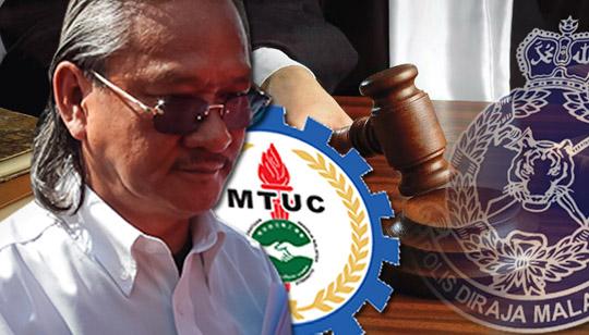 Khalid Atan MTUC
