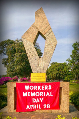 28 April Workers Memorial Day
