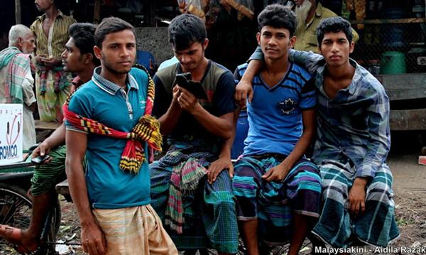 Bangladeshi workers - mkini