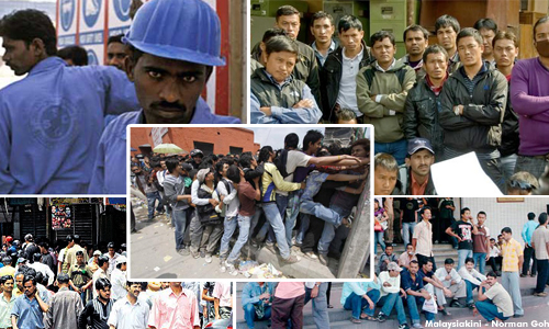 Migrant workers - Malaysiakini