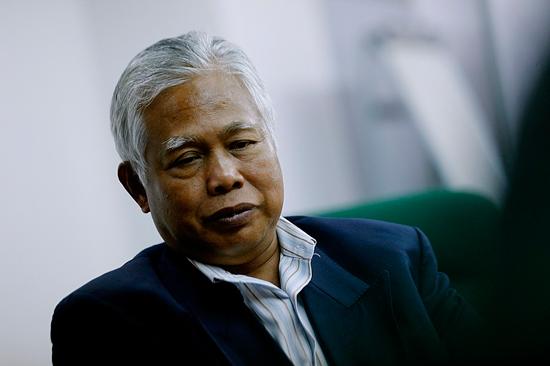 Datuk Shamsuddin Bardan - TMI 070116
