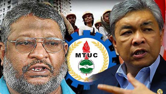 MTUC Veeriah Zahid