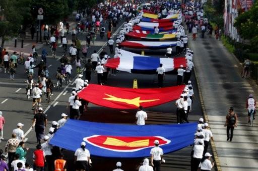 ASEAN parade