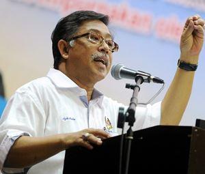 Datuk Azih Muda (Bernama file photo)