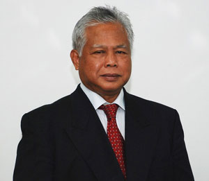 Datuk Hj Shamsuddin Bardan, Executive Director of MEF