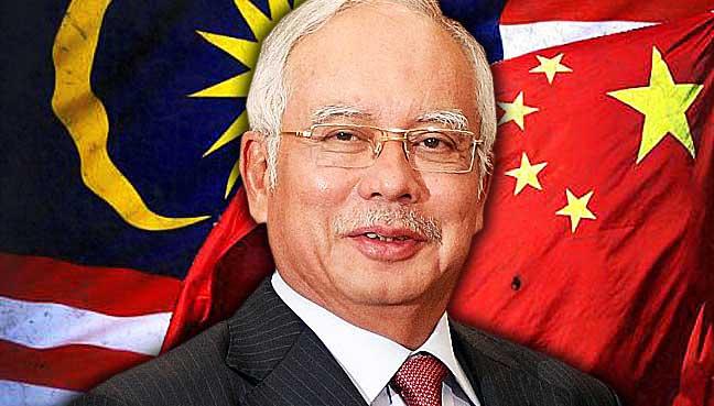 najib-malaysia-china