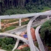 The Rawang Bypass opened to traffic at 6am today