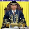Sultan Nazrin: Maintain national peace for the future's sake