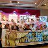 SBEU celebrates Labour Day in Sarawak.