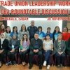 WOMEN TRADE UNION LEADERSHIP WORKSHOP AND CBA ROUNDTABLE DISCUSSION