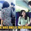 "M'sian Air Stewardess Was ""Inhumanely"" Sacked For Being 0.7kg Over Airline's Weight Standard"